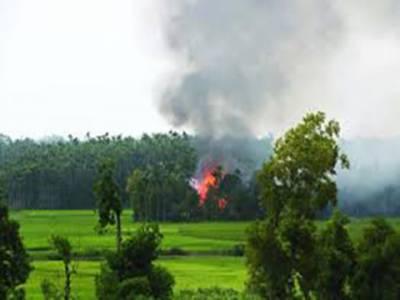 میانمار میں 2دھماکے،فائرنگ،خاتون سمیت متعدد روہنگیا مسلمان زخمی