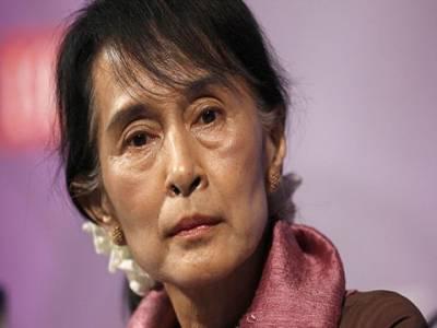 میانمار میں مظالم , آنگ سان سوچی سے نوبیل انعام واپس لینے کامطالبہ