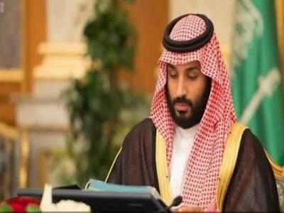 امیر قطر کا سعودی ولی عہد کوفون، مذاکرات کی خواہش کا اظہار
