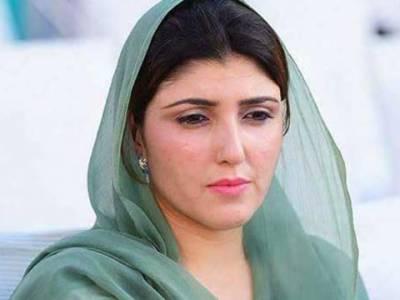 نیب نے عائشہ گلالئی کے خلاف کرپشن کی درخواست خارج کردی