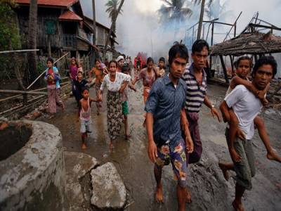 میانمار حکومت مسلمانوں کے خلاف کارروائیاں بندکرے:اقوام متحدہ