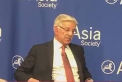 افغانستان کے مسائل کا ذمہ دار پاکستان کو قرار دینا درست نہیں: خواجہ محمد آصف