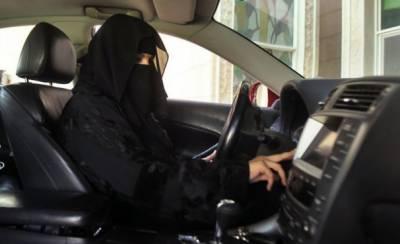 سعودی عرب : خواتین کو ڈرائیونگ کی اجازت دے دی گئی