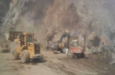سرگودھا:مٹی کا تودہ گرنے سے 6 مزدور جاں بحق
