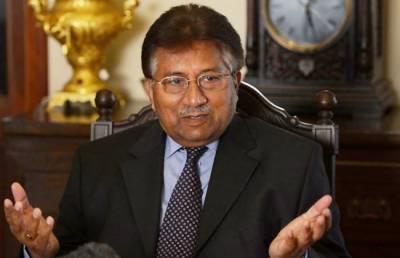 ججز نظر بندی کیس:پرویز مشرف کو تحریری جواب داخل کرنے کی ہدایت ،سماعت 27 اکتوبر تک ملتوی