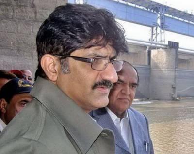 وزیراعلیٰ سندھ سید مراد علی شاہ سے امریکی قونصل جنرل کی ملاقات