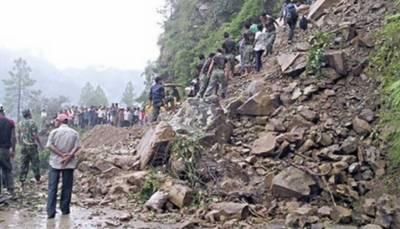باجوڑ ایجنسی :گردئی گندا میں مٹی کا تودہ گرنے سے 7 افراد جاں بحق، متعدد زخمی