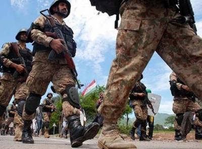پاک فوج کا آپریشن ردالفساد کامیابی سے جاری