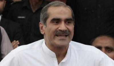 آصف زرداری نامعلوم ایجنڈے پر کام کر رہے ہیں انہوں نے پوری پارٹی کو قابو کر رکھا ہے :سعد رفیق
