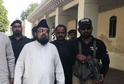 قندیل بلوچ قتل کیس:مفتی عبد القوی کا 6 روزہ جوڈیشل ریمانڈ میں توسیع