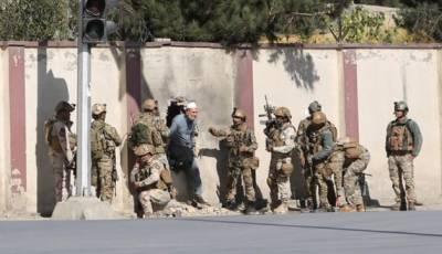 افغانستان:نجی چینل کے دفتر پر دہشت گردوں کا حملہ،متعدد ذخمی