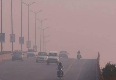 ملک میں آئندہ 24گھنٹوں کے دوران بارش اور اسموگ میں کمی کا امکان ہے:محکمہ موسمیات
