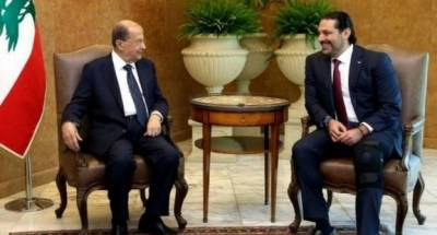 سعودی عرب سعد حریری کی صورتحال سے متعلق وضاحت کرے:لبنانی صدر