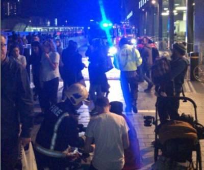 لندن :ویسٹ فیلڈ شاپنگ سینٹر میں بھگدڑ مچ گئی، ایک شخص زخمی