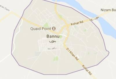 بنوں میں سکیورٹی فورسز کے قافلے پر بم حملہ، 3افراد زخمی