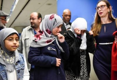 امریکی عدالت کی ٹرمپ کی سفری پابندیوں پر جزوی عملدرآمد کی اجازت دیدی