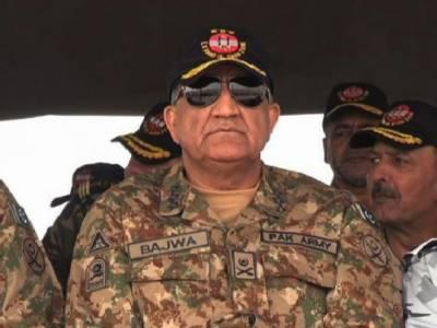 دنیا کی کوئی طاقت پاکستان کے وجود کو ختم نہیں کر سکتی :آرمی چیف