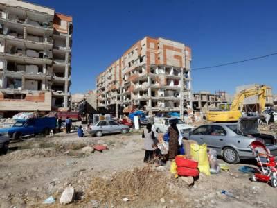 ایران-عراق سرحدی علاقوں میں زلزلے سے جاں بحق افراد کی تعداد 530 سے زائد ہو گئی، ہلاکتوں میں اضافے کا خدشہ