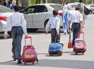 سندھ کے تعلیمی اداروں میں موسم سرما کی تعطیلات کا اعلان