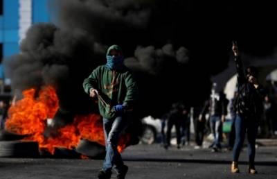 ٹرمپ کے اعلان کے بعد اسرائیل کا قتل عام بھی جاری،مزید4فلسطینی شہید
