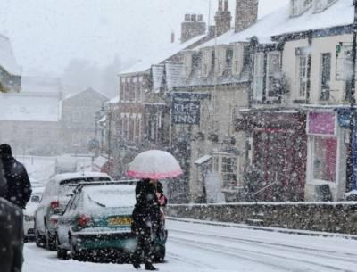 برفباری کے بعد سیاحوں نے مری کا رخ کر لیا