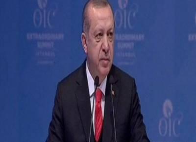 ترک صدر رجب طیب اردوان نے اسرائیل کو دہشت گرد ریاست قرار دے دیا