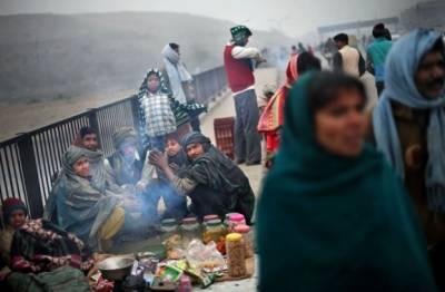 بھار ت: اترپردیش میں شدید سردی , 70بے گھر افراد ہلاک
