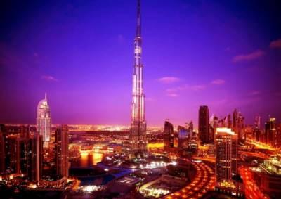 برج خلیفہ میں لیزر ڈسپلے ایونٹ مارچ تک جاری رکھنے کا اعلان