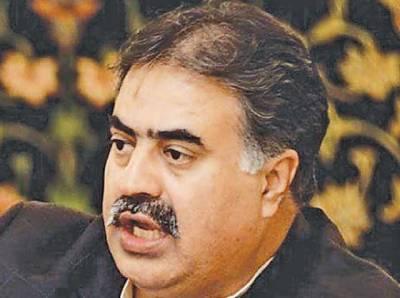 وزیراعلی نواب ثنااللہ زہری نے وزارت اعلیٰ سے استعفیٰ دے دیا،گورنرمحمدخان اچکزئی نے استعفیٰ منظور کرلیا