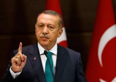 القدس مسلم امہ کے لیے سرخ پٹی کی حیثیت رکھتا ہے,امر یکہ ترکی میں سیاسی بغاوت کیلئے چالیں چل رہا:ترک صدر