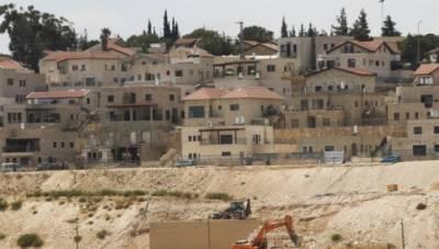 اسرائیلی حکومت نے نئی بستیوں کی تعمیر کے منصوبے منظوری دے دی