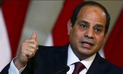 مصر کے صدر سیسی پارلیمانی مدد حاصل کرنے میں کامیاب ہو گئے