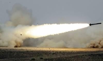 یمن کے حوثی باغیوں کا سعودی عرب پر ایک اور بیلیسٹک میزائل حملہ