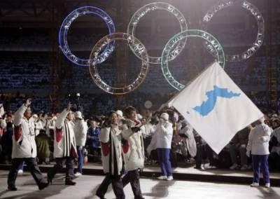 سرمئی اولمپکس: شمالی اور جنوبی کوریامتحدہ پرچم تلے مارچ پر متفق