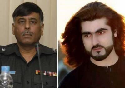 نقیب اللہ قتل کیس:ولیس کے را ئوانوار کی گرفتاری کیلئے چھاپے