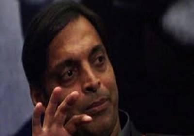 پاک بھارت سیریز کے درمیان سیاست ہی سب سے بڑی رکاوٹ ہے :شعیب اختر