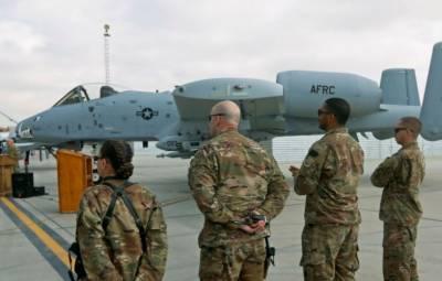 امریکا کا افغانستان میں اپنی فضائی طاقت میں اضافے کااعلان