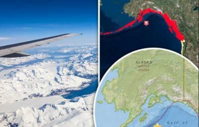 امریکی ریاست الاسکا میں 7.9شدت کا زلزلہ، سونامی کا خطرہ ٹل گیا