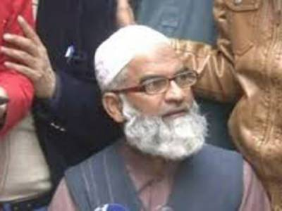 قاتل کو سر عام پھانسی دینی چاہیئے: زینب کے والد کا مطالبہ