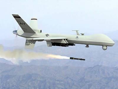 اورکزئی: ڈرون حملے میں حقانی نیٹ ورک کا ٹھکانہ تباہ، کمانڈر سمیت 2 دہشتگرد ہلاک