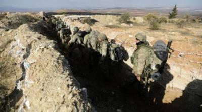شمالی شام میں کردوں کے حملے ، 11 ترک فوجی ہلاک،ہیلی کاپٹر تباہ