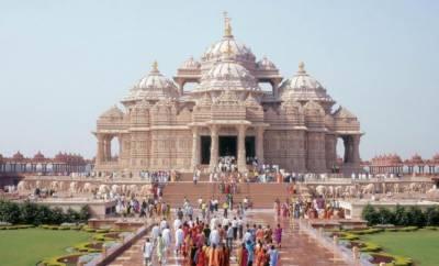 ابو ظبی میں 2020ءتک ہندوؤں کے پہلے مندر کی تعمیر مکمل ہوجائے گی