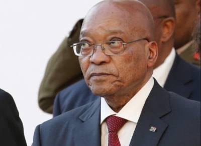 جنوبی افریقہ سیاسی:بحران صدر کو عہدہ چھوڑنے کیلئے 48 گھنٹے کی مہلت