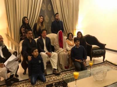 چیئرمین تحریک انصاف عمران خان نےتیسری شادی کرلی