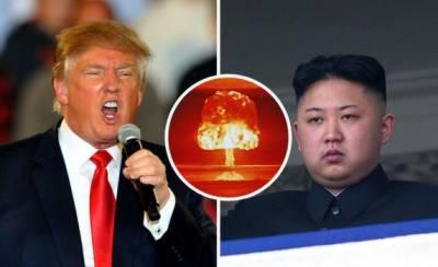 امریکہ کا شمالی کوریا کے خلاف تاریخ کی سب سے بڑی پابندیاں لگا نے کا اعلان