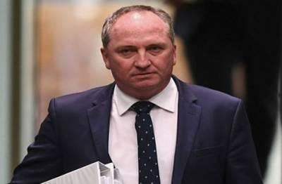 جنسی اسکینڈل میں ملوث آسٹریلیا کے نائب وزیراعظم بارنابی جوائس مستعفی