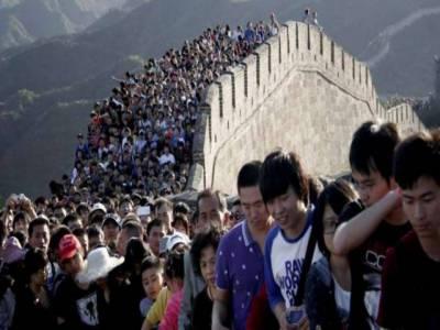چینیوں کے لئے ویزافری کئے جانے کے بعد مراکش میں چینی سیاحوں کی تعداد میں کئی گنا اضافہ