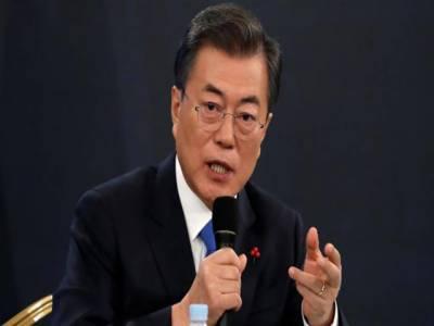 جنسی غلام بنانے پر معافی مانگی جائے: جنوبی کوریا صدر