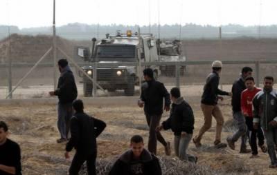 اسرائیلی فوج کی فائرنگ سے فلسطینی شہری شہید