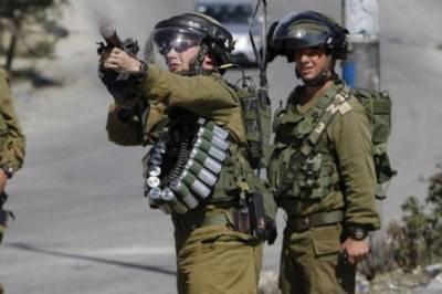 اسرائیلی فوج کی فائرنگ سے ایک اور معصوم فلسطینی شہید